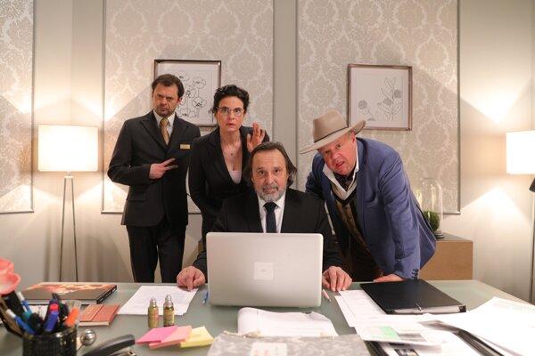 Hercov z nového seriálu Delukse môžu fanúšikovia vidieť naživo v Košiciach aj v Prešove.