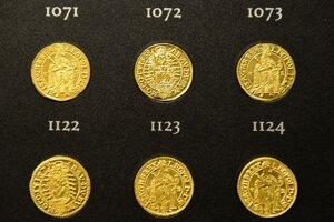 Vzácne košické mince.