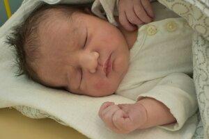 Linda Zagorová (3780 g, 51 cm) sa narodila 14. augusta Jane a Jánovi z Pezinka.