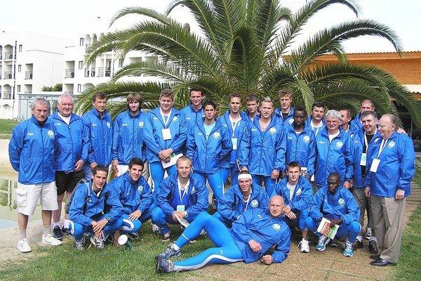 Dubnickí atléti v roku 2005 postúpili medzi európsku klubovú elitu.