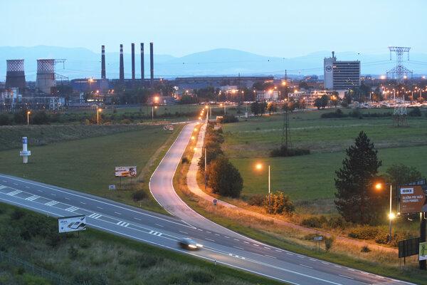 Košický U. S. Steel.
