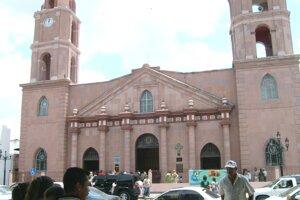 Ilustračné foto  - katedrála v Matamorose.