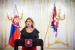 Prezidentka Zuzana Čaputová reagovala na aktuálnu situáciu.