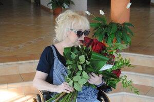 Marika Gombitová v Stropkove.