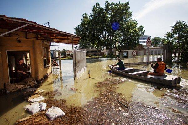 Vody bude v Európe viac, častejšie budú veľké povodne.