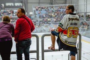 Miroslav prišiel na otvorenie zimného štadióna v