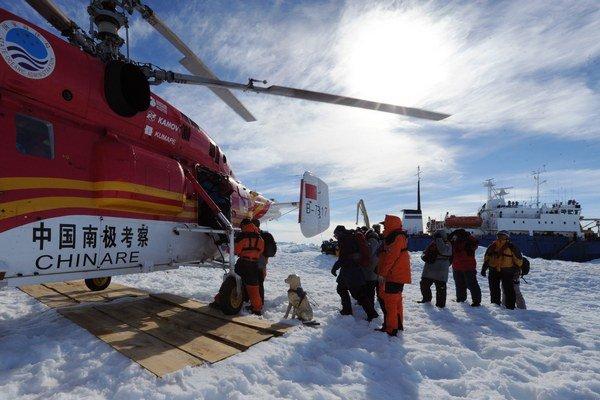Pasažierov evakuovali minulý týždeň.