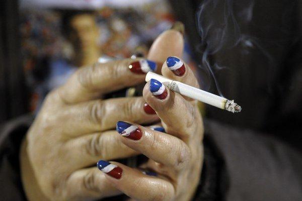 Fajčenie má následky aj neskôr.
