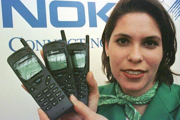 Archívna snímka z roku 1997.