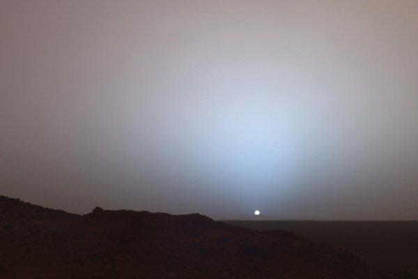 Dávna atmosféra Marsu sa ponášala na Zem.