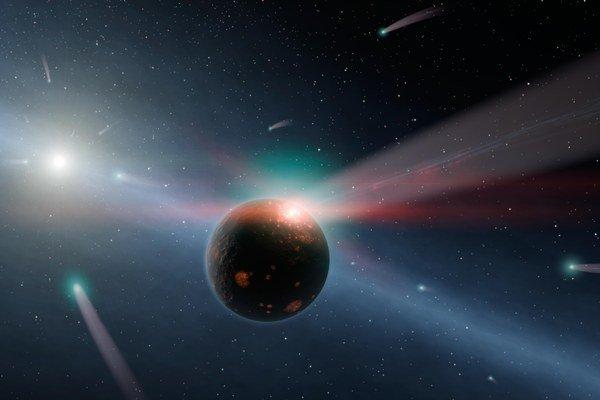 Vznikol život na našej planéte?
