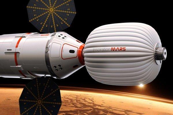 Súkromná nákladná loď Dragon už zásobuje vesmírnu stanicu. Má byť základom pre let okolo Marsu.