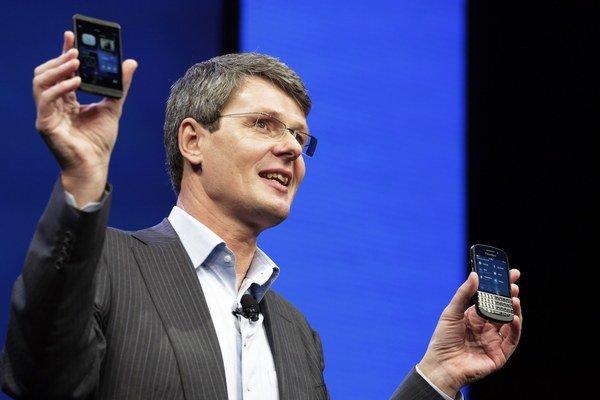 Nové telefóny majú rozhodnúť o budúcnosti firmy.