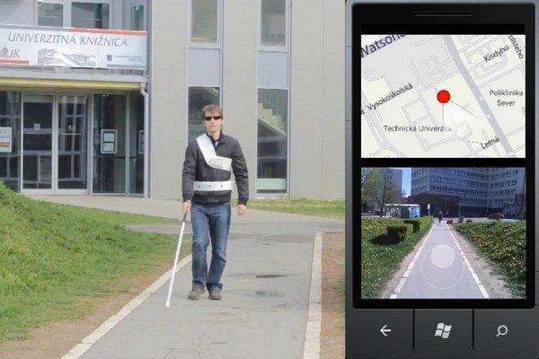 Študenti majú už technológiu Mapz patentovanú, vyvinuli tiež jej prototyp.