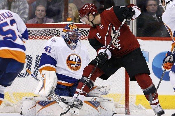 Bratislavský rodák v službách NY Islanders už nie je na listine zranených hráčov.
