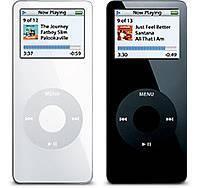 prehrávače sú dostupné v dvoch farebných variantoch.