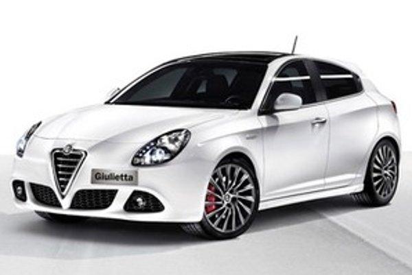 Alfa Romeo má pred sebou dôležitý rok. Model Giullietta má nahradiť model 147 a zlepšiť predaje značky v nižšej strednej triede.
