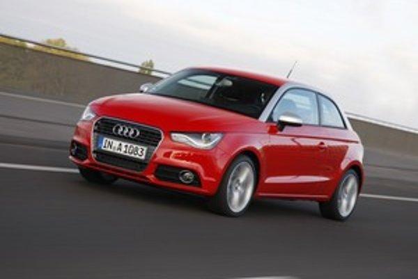 Malé Audi je príkladne tiché, kultivované a manažérsky športové.
