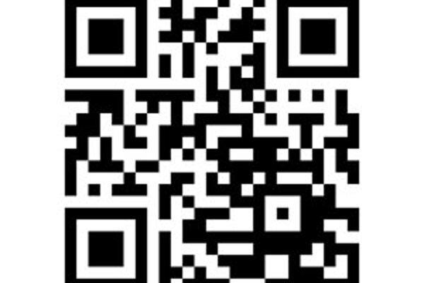 QR Kód pre webovú adresu http://sk.wikipedia.org/