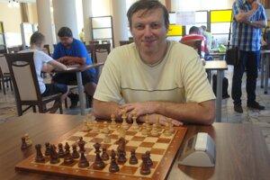 Víťaz turnaja, ukrajinský veľmajster Sergej Ovsejevič.