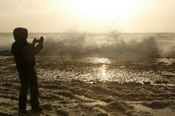 Malé ostrovné štáty budú vystavené stúpajúcej hladine morí.