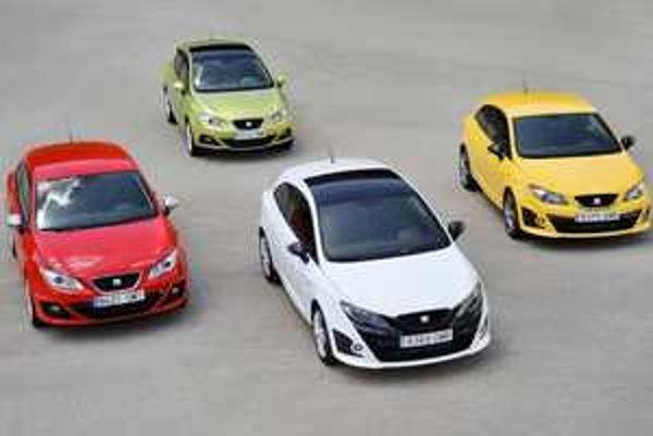 Seat začiatkom júla predstavil Ibizu vo verziách FR, Cupra, Bocanegra a 1,6 TDI.