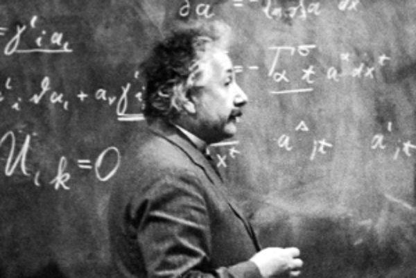 Mýlil sa Albert Einstein?