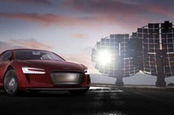 Automobilky sa snažia vysnívaným športovým autám prisúdiť ekologický význam. Preto elektrický pohon inštalujú pod atraktívne vyzerajúce karosérie.