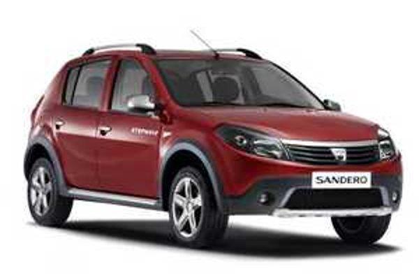 Stepway je ďalšou verziou Sandera. Nedáva možnosť výberu výbavy, ale rozširuje možnosti použitia osobného auta s vyššou svetlosťou podvozka.