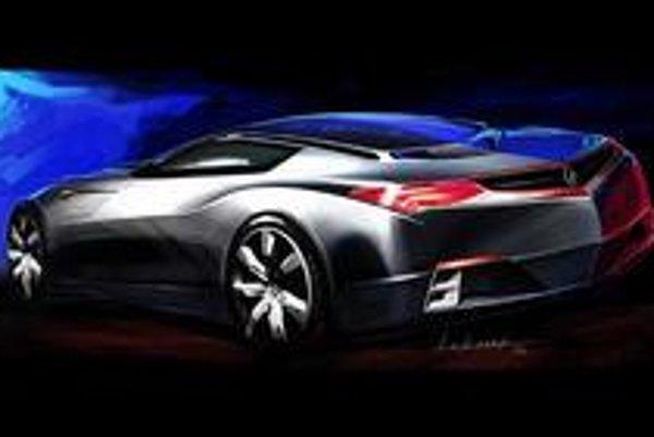 Koncept bol vytvorený tým istým kalifornským tímom, ktorý navrhoval aj štúdiu Advanced Saloon Concept