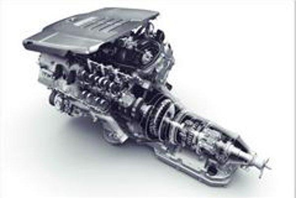 Konštruktéri  vtesnali  všetku techniku do rovnako veľkého, akurát ľahšieho hliníkového obalu než mala predchádzajúca šesťstupňová automatika. Celková hmotnosť tak vzrástla iba o desatinu