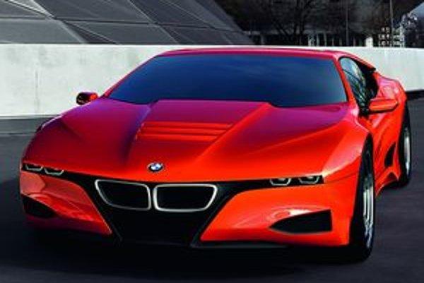 Dizajn novej štúdie BMW M1 Homage je poctou historickému odkazu modelu M1