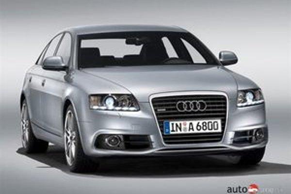 Audi tvrdí, že inovovaný model A6 sa môže pochváliť o 15% nižšími emisiami aj spotrebou. Uvidíme čo ukážu testy.