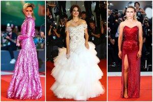 Herečky Kristen Stewart, Penelope Cruz a Scarlett Johansson patrili medzi najlepšie oblečené ženy na červenom koberci.