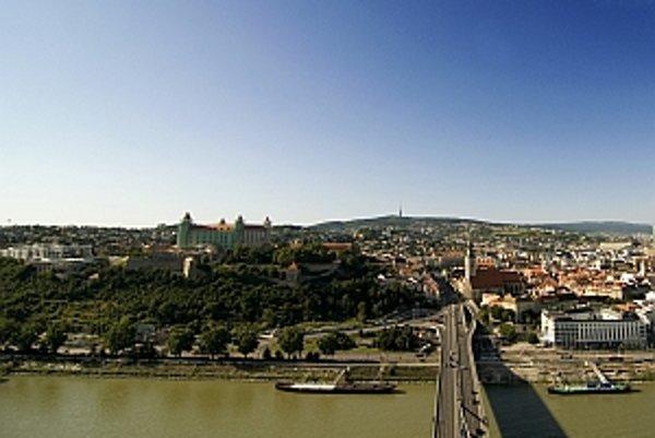 Bude mať Bratislava vlastné more?