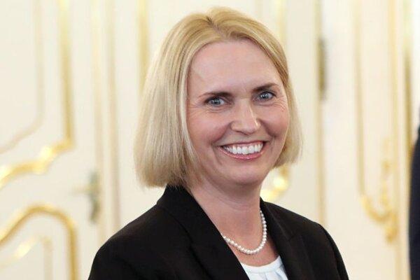 Veľvyslankyňa USA na Slovensku Bridget A. Brinková.