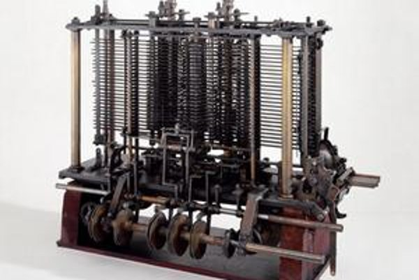 Do smrti vynálezcu dokončili len časť stroja.