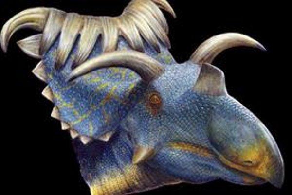 Kosmoceratops.