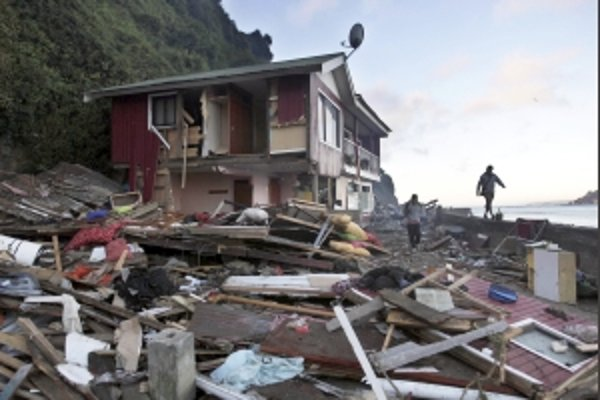 Zemetrasenie v Čile nezabilo toľko ľudí, ako to na Haiti.
