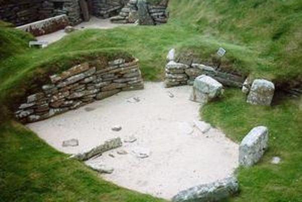 Môže za neolitické sídla alkohol?
