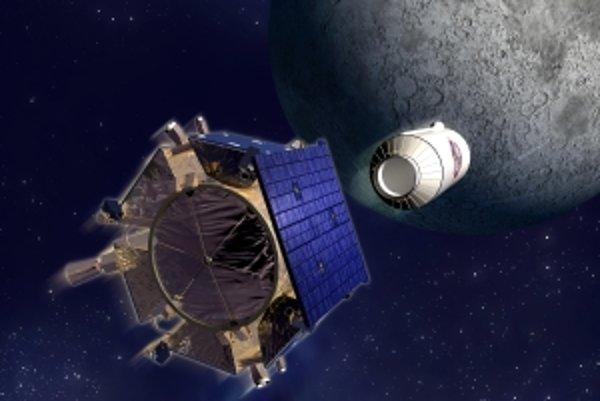 NASA chce naraziť do Mesiaca. Hľadá vodu.