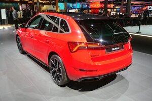 Autosalón Frankfurt 2019 - Škoda Scala Monte Carlo