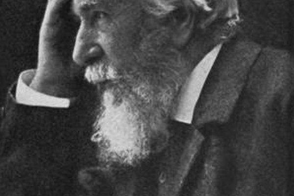 Ernst Haeckel sa zaoberal vývojom v prírode i u človeka.