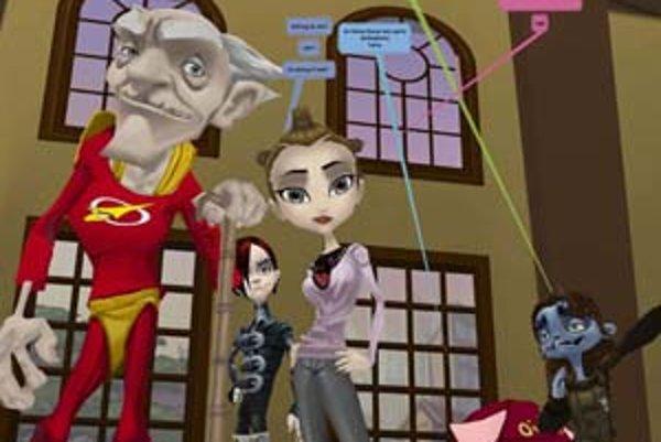 Virtuálne postavičky zo stránky Lively.com onedlho nadobro zmiznú. Rozhodol sa tak Google.