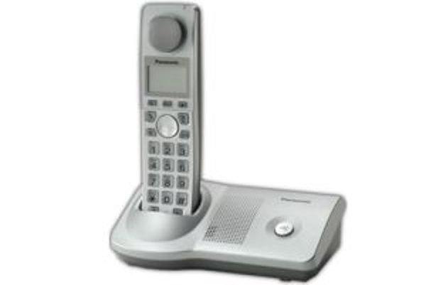 Panasonic KX-TG7170 pre ľudí s poruchami sluchu.