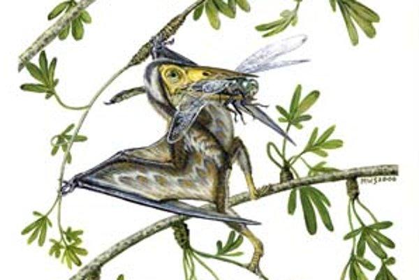 Jeden z najmenších známych pterosaurov, Nemicolopterus crypticus, bol veľký ako vrabec, žil v korunách stromov ginkgo biloba a živil sa hmyzom. Rozpätie krídiel - 25 centimetrov.