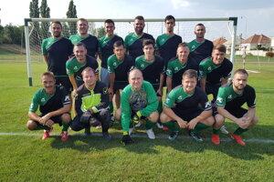 Mužstvo FC Bátorove Kosihy sa teší na zápas proti DAC.