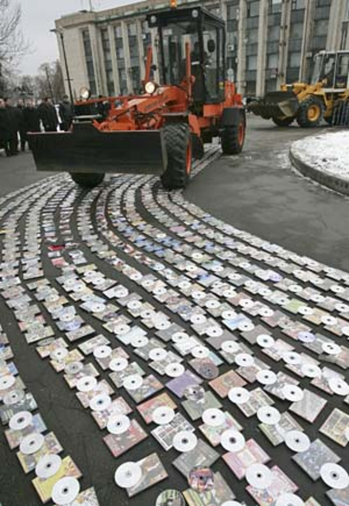 6c2b6a76d HD DVD je ďalším z formátov, ktorý skončí na smetisku informačných  technológií.(Zdroj: REUTERS)