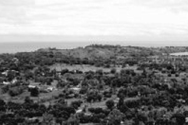Dnešná krajina okolo jazera Malawi sa vyznačuje bujnou vegetáciou.
