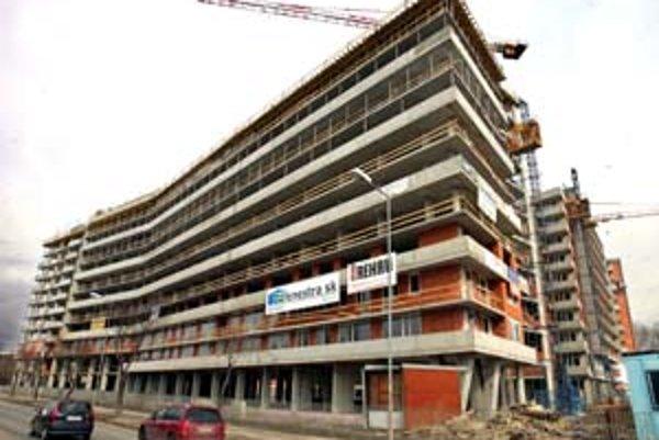 Bytový projekt Koloseo patrí k prvým, kde sa s optickými rozvodmi počítalo ako so štandardom už v čase výstavby.